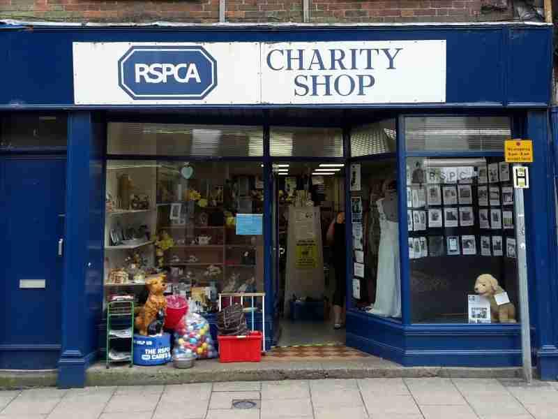 RSPCA Kings Lynn Charity Shop